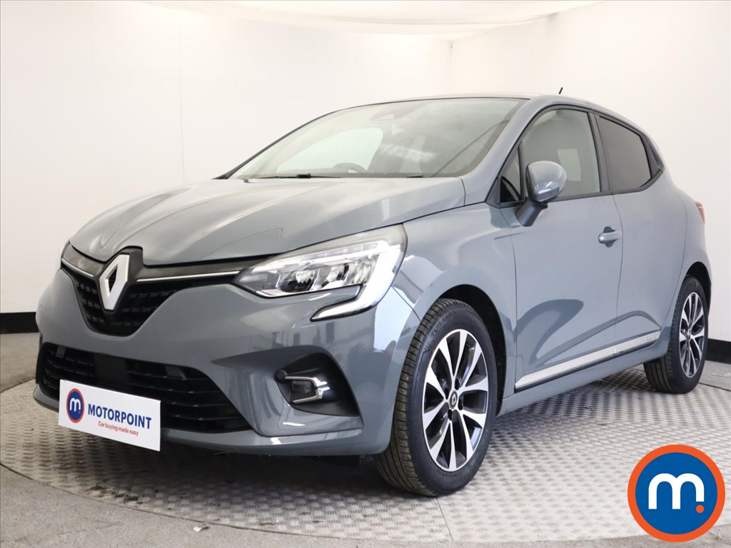 Renault Clio 1.0 TCe 100 Iconic 5dr - Stock Number 1165282 Passenger side front corner