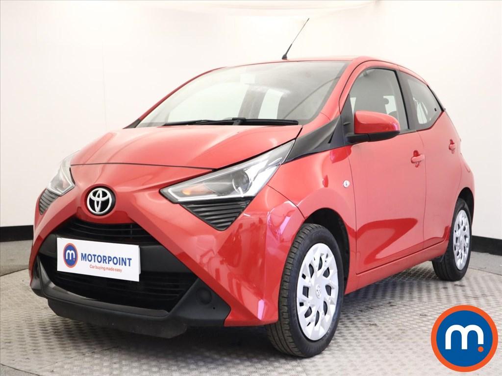 Toyota Aygo 1.0 VVT-i X-Play 5dr - Stock Number 1165311 Passenger side front corner