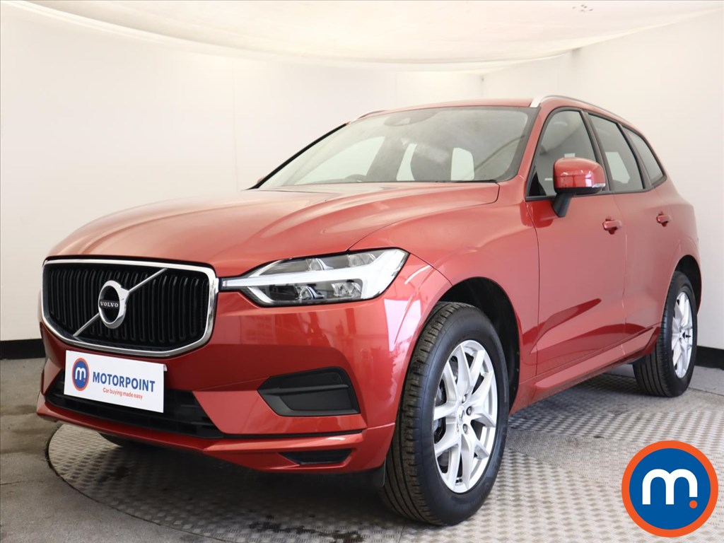 Volvo Xc60 2.0 T5 [250] Momentum 5dr AWD Geartronic - Stock Number 1165714 Passenger side front corner