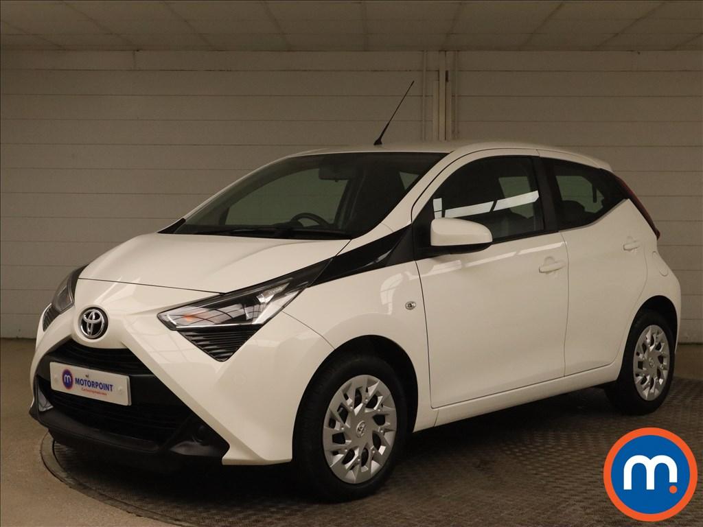 Toyota Aygo 1.0 VVT-i X-Play 5dr - Stock Number 1166225 Passenger side front corner