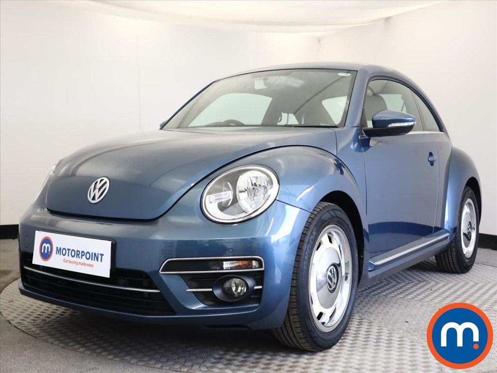 Volkswagen Beetle 1.4 TSI 150 Design 3dr - Stock Number 1166916 Passenger side front corner