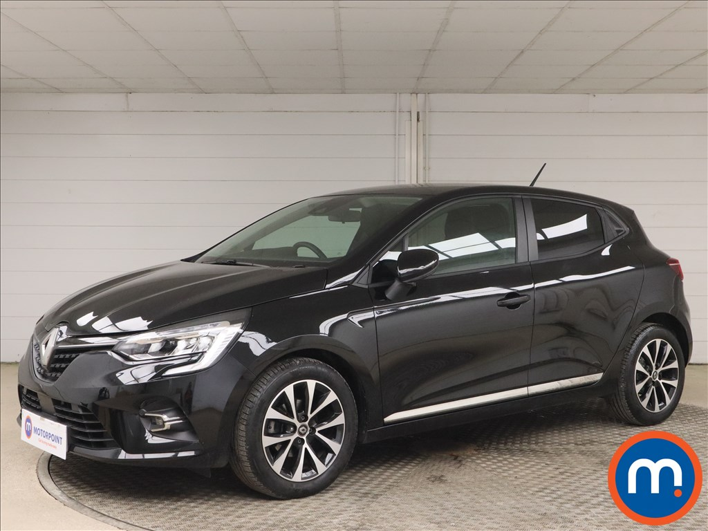 Renault Clio 1.0 TCe 100 Iconic 5dr - Stock Number 1165275 Passenger side front corner