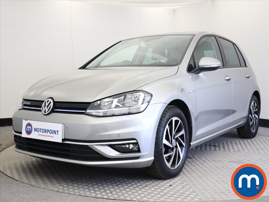 Volkswagen Golf 1.5 TSI EVO Match 5dr - Stock Number 1166023 Passenger side front corner