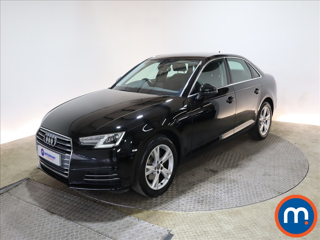 Audi A4 1.4T FSI Sport 4dr S Tronic [Leather] - Stock Number 1164352 Passenger side front corner