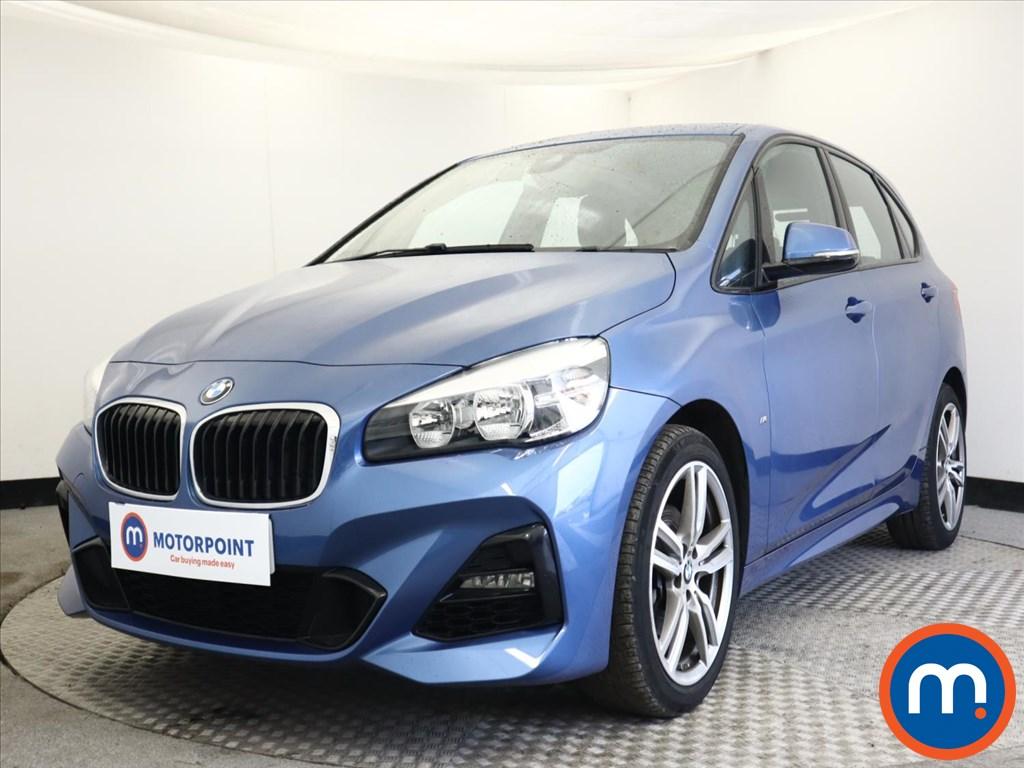 BMW 2 Series 218i M Sport 5dr - Stock Number 1163919 Passenger side front corner