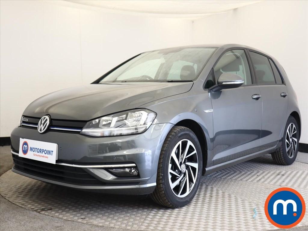 Volkswagen Golf 1.5 TSI EVO Match 5dr - Stock Number 1166022 Passenger side front corner