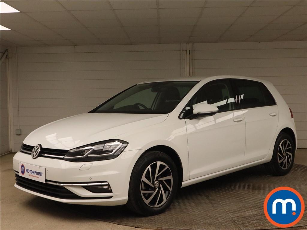 Volkswagen Golf 1.6 TDI Match Edition 5dr - Stock Number 1166721 Passenger side front corner