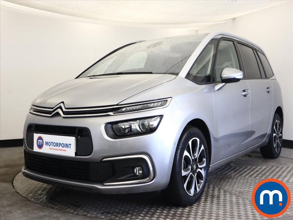 Citroen Grand C4 Spacetourer 1.2 PureTech 130 Flair Plus 5dr EAT8 - Stock Number 1165559 Passenger side front corner