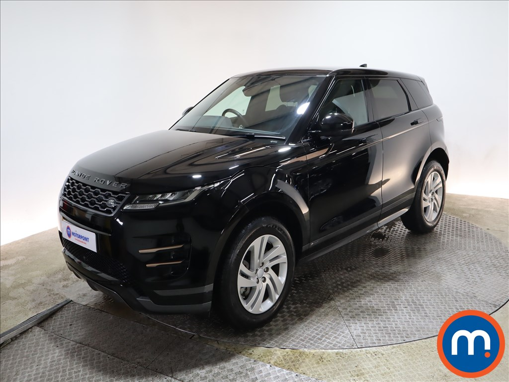 Land Rover Range Rover Evoque 2.0 D180 R-Dynamic S 5dr Auto - Stock Number 1167583 Passenger side front corner