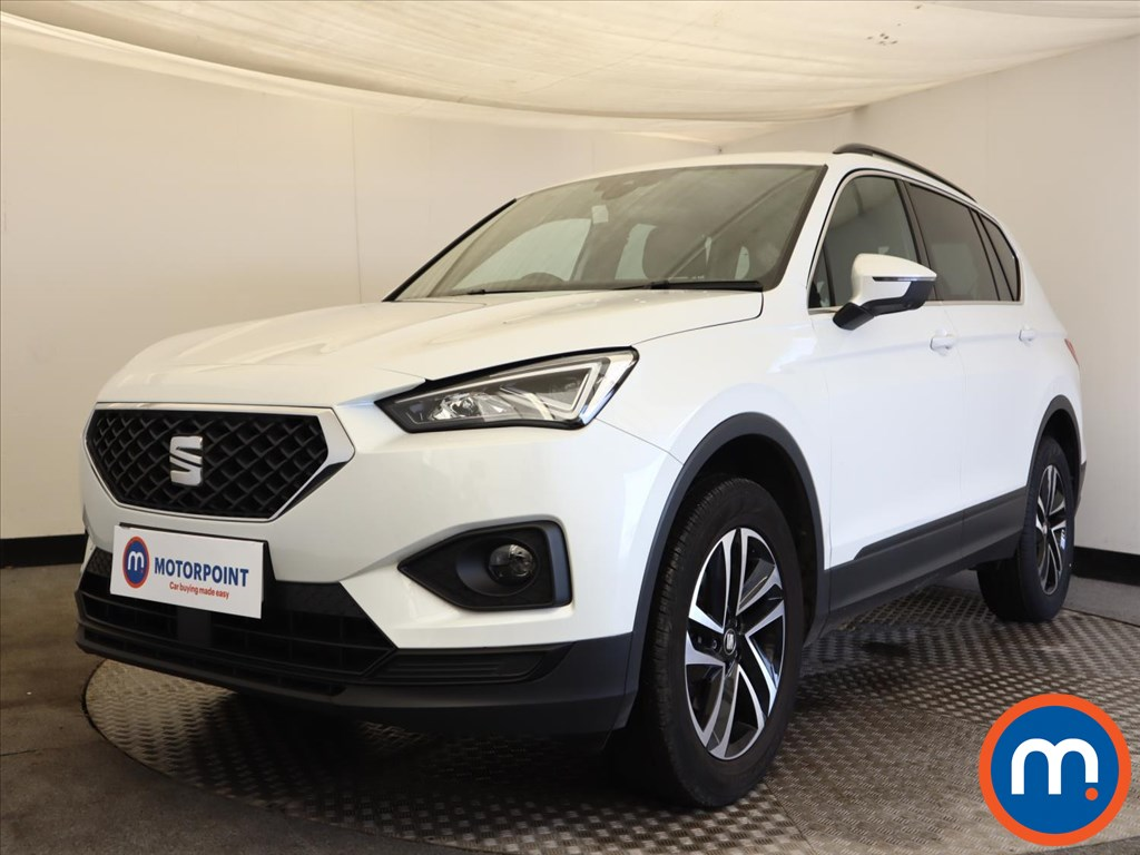 Seat Tarraco 2.0 TDI SE Technology 5dr DSG 4Drive - Stock Number 1167622 Passenger side front corner