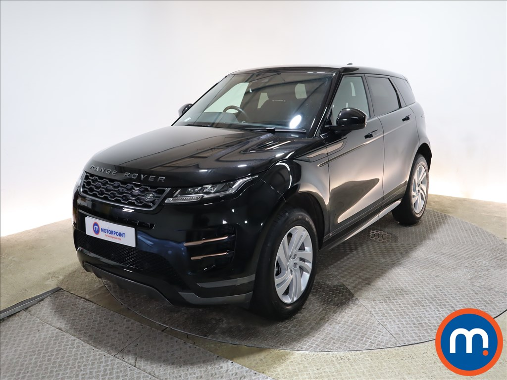 Land Rover Range Rover Evoque 2.0 D180 R-Dynamic S 5dr Auto - Stock Number 1167951 Passenger side front corner