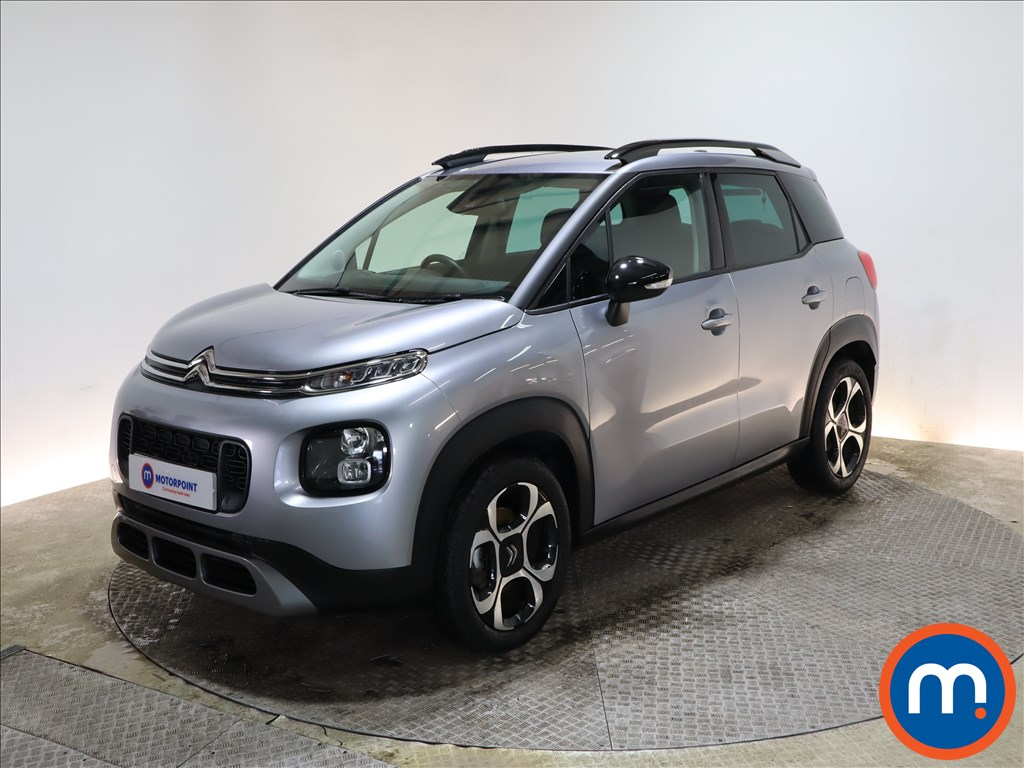 Citroen C3 Aircross 1.2 PureTech 110 Flair 5dr [6 speed] - Stock Number 1168213 Passenger side front corner