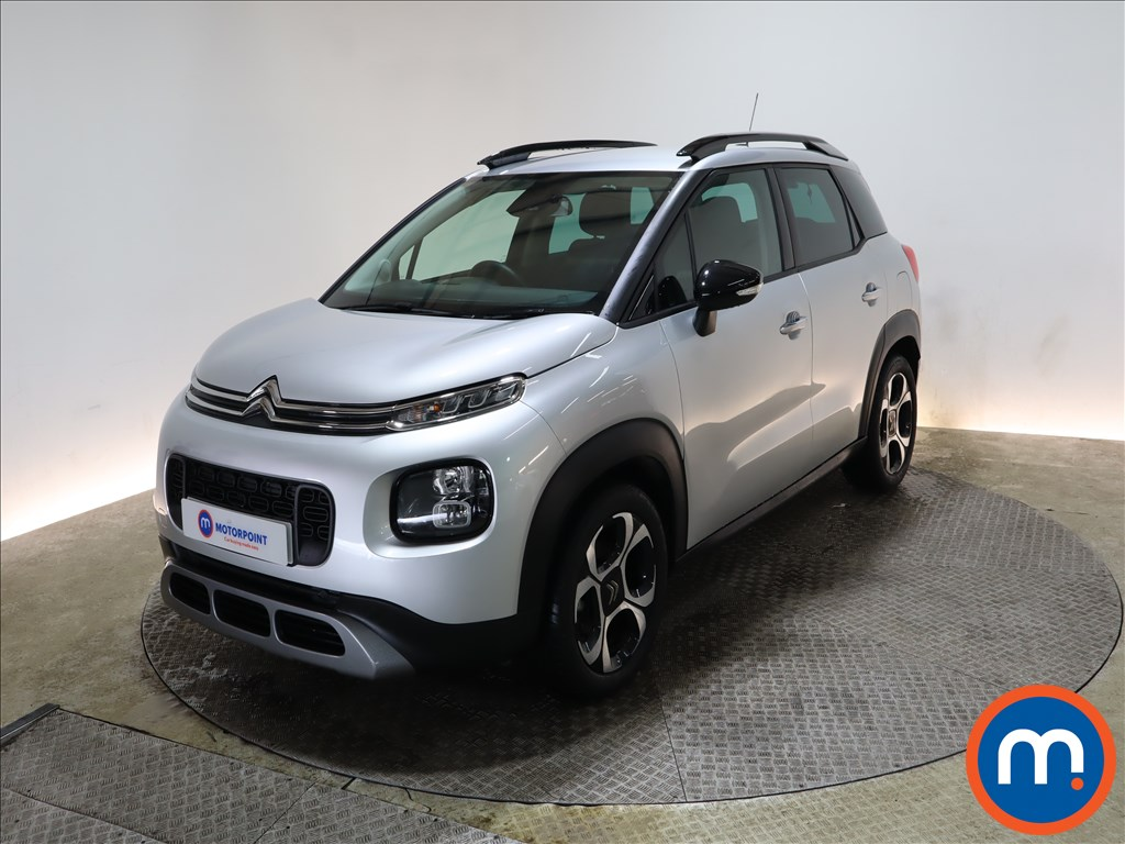 Citroen C3 Aircross 1.2 PureTech 110 Flair 5dr [6 speed] - Stock Number 1168208 Passenger side front corner