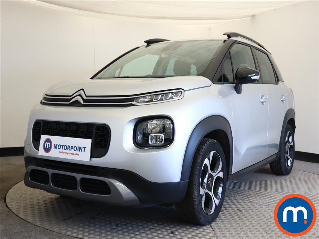Citroen C3 Aircross 1.2 PureTech 110 Flair 5dr [6 speed] - Stock Number 1168222 Passenger side front corner