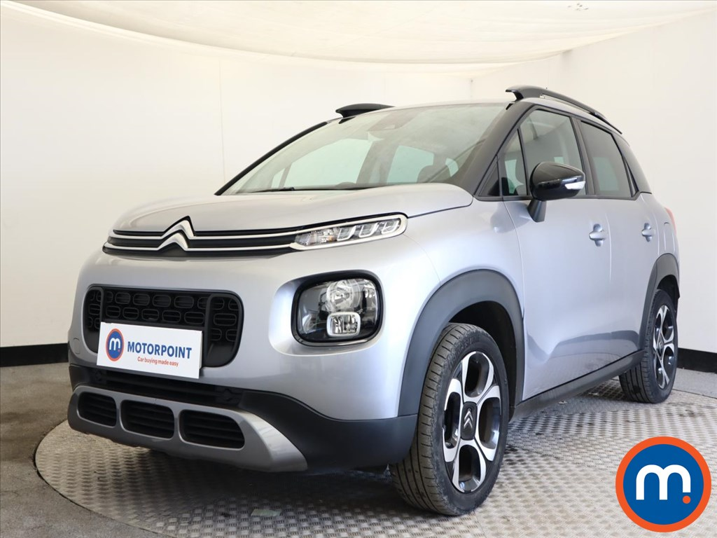 Citroen C3 Aircross 1.2 PureTech 110 Flair 5dr [6 speed] - Stock Number 1168228 Passenger side front corner
