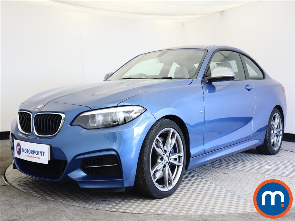 BMW 2 Series M240i 2dr [Nav] Step Auto - Stock Number 1169067 Passenger side front corner