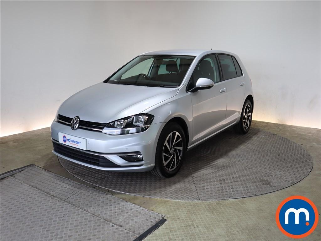 Volkswagen Golf 1.6 TDI Match 5dr DSG - Stock Number 1170757 Passenger side front corner