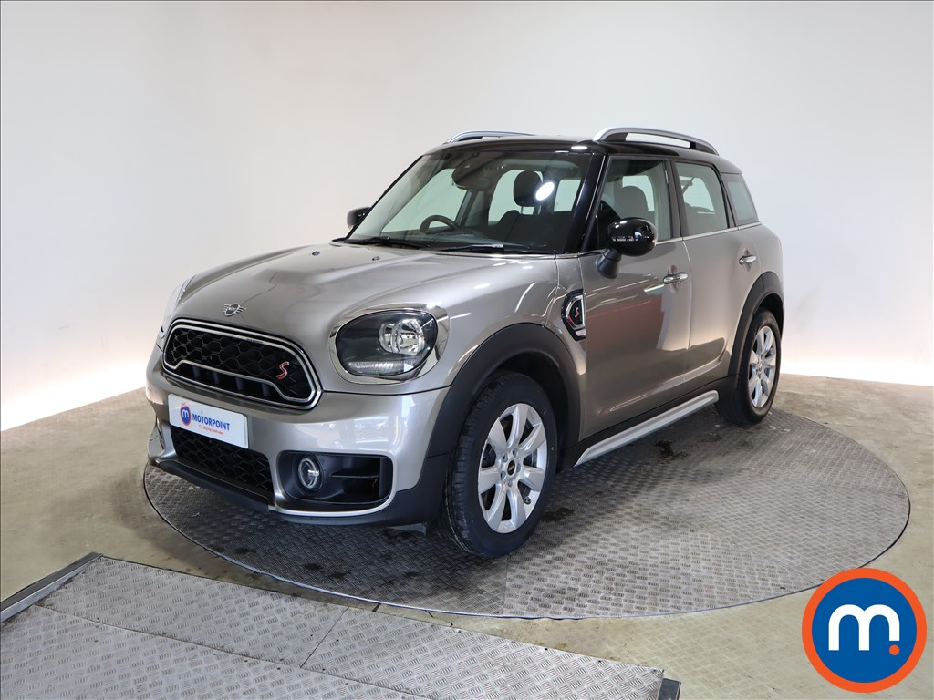Mini Countryman 2.0 Cooper S Classic 5dr - Stock Number 1169518 Passenger side front corner