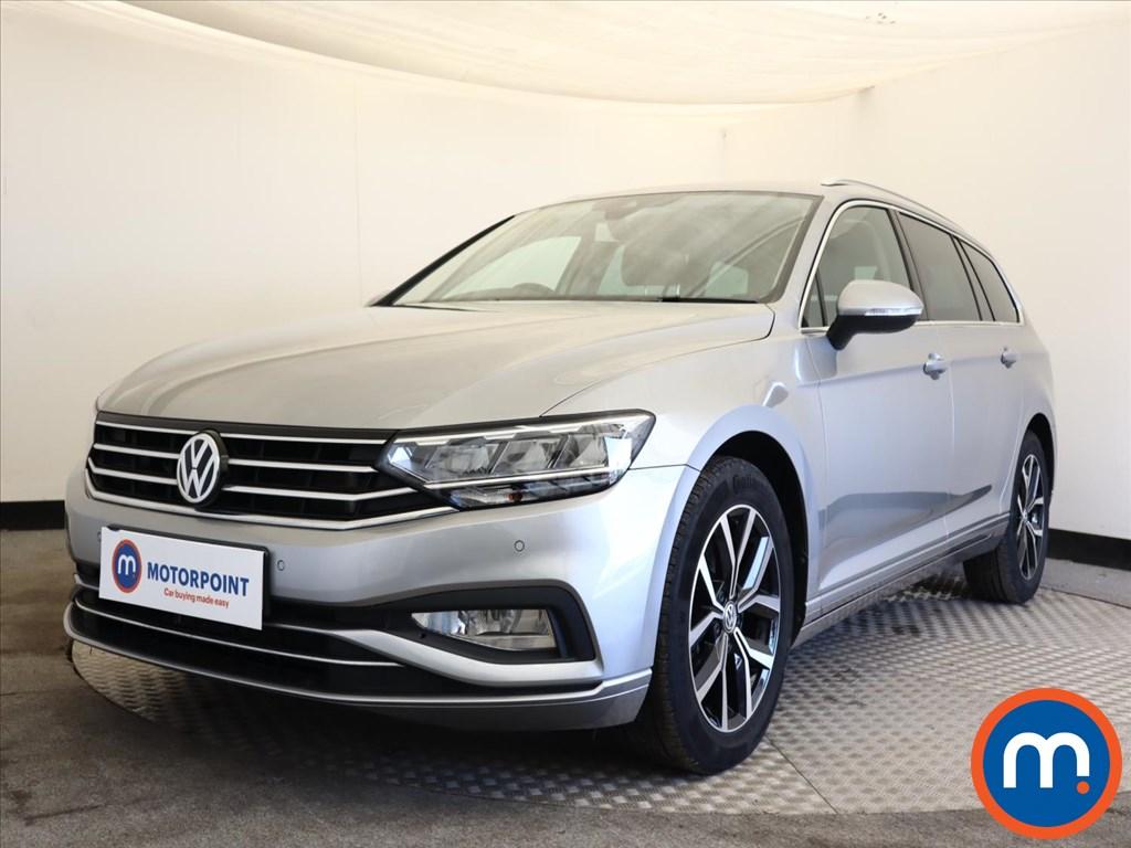 Volkswagen Passat 1.5 TSI EVO SEL 5dr - Stock Number 1167739 Passenger side front corner