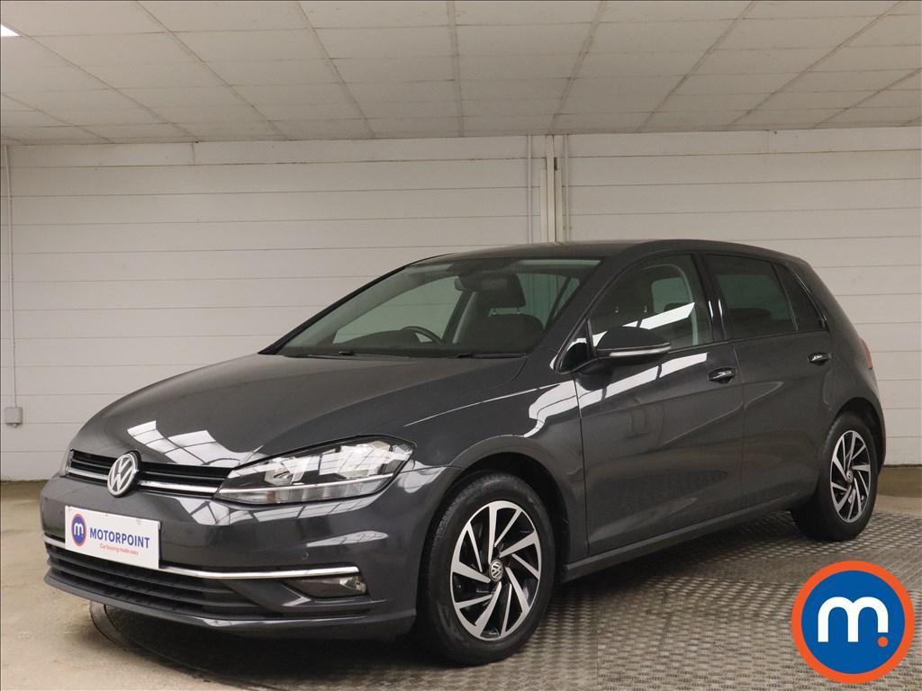 Volkswagen Golf 1.5 TSI EVO 150 Match 5dr DSG - Stock Number 1166857 Passenger side front corner