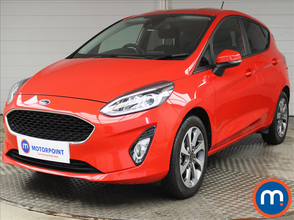 Ford Fiesta 1.1 Trend Navigation 5dr - Stock Number 1166805 Passenger side front corner