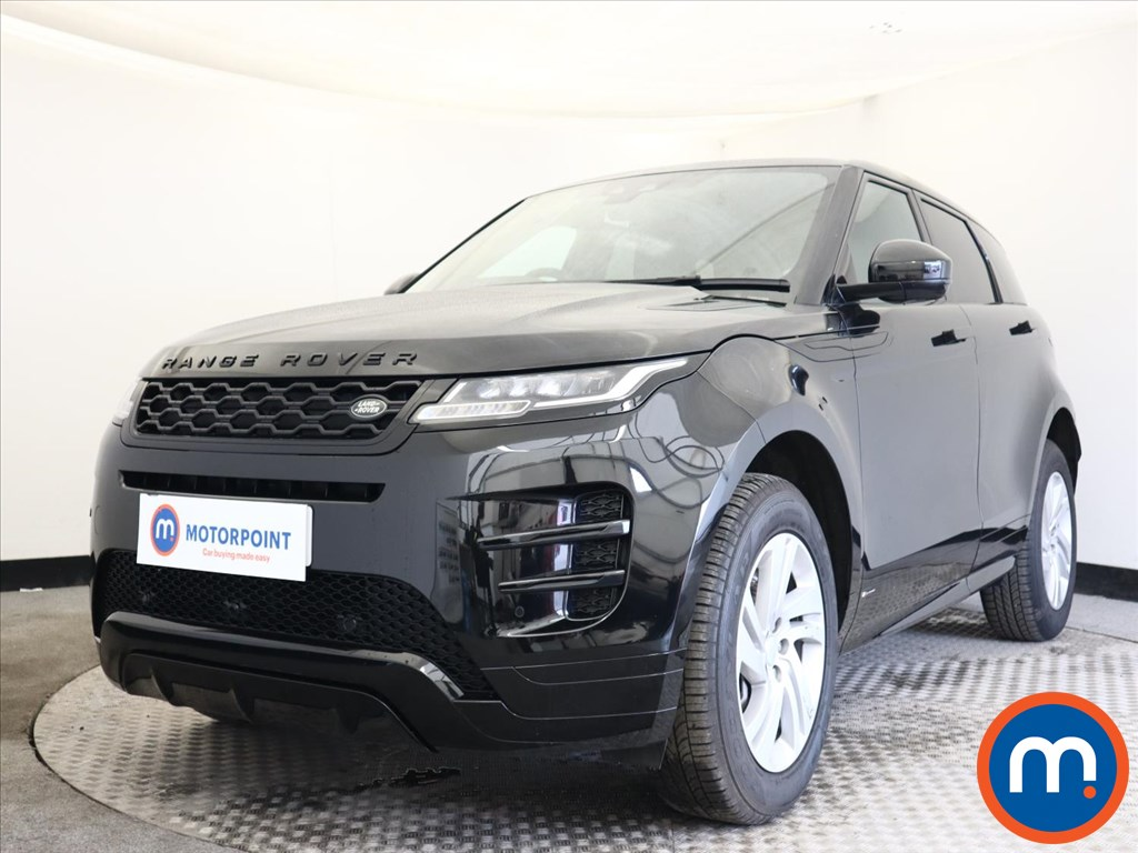 Land Rover Range Rover Evoque 2.0 D180 R-Dynamic S 5dr Auto - Stock Number 1167695 Passenger side front corner