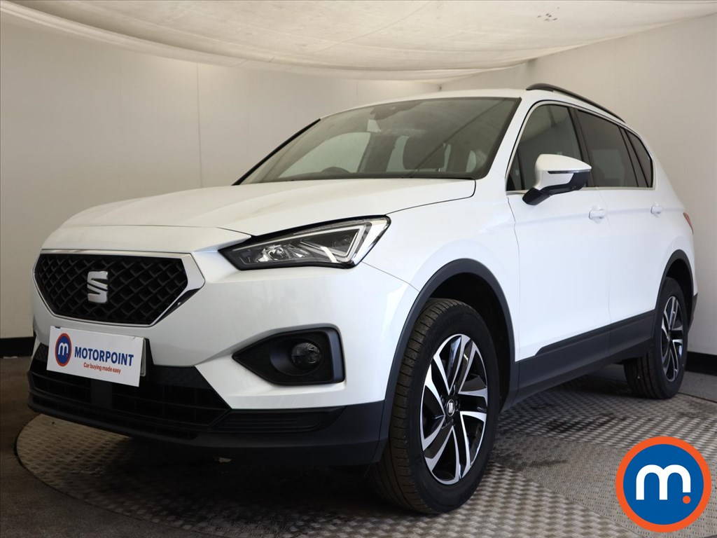 Seat Tarraco 2.0 TDI SE Technology 5dr DSG 4Drive - Stock Number 1168002 Passenger side front corner