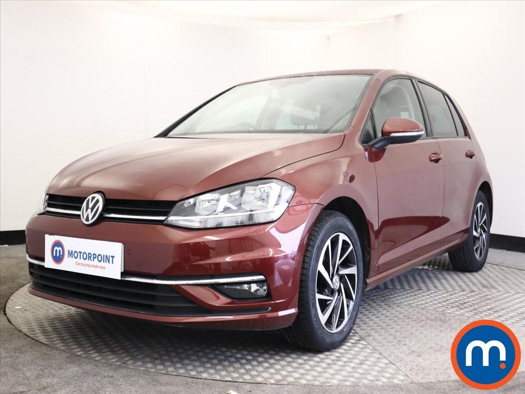 Volkswagen Golf 1.5 TSI EVO 150 Match 5dr DSG - Stock Number 1166477 Passenger side front corner