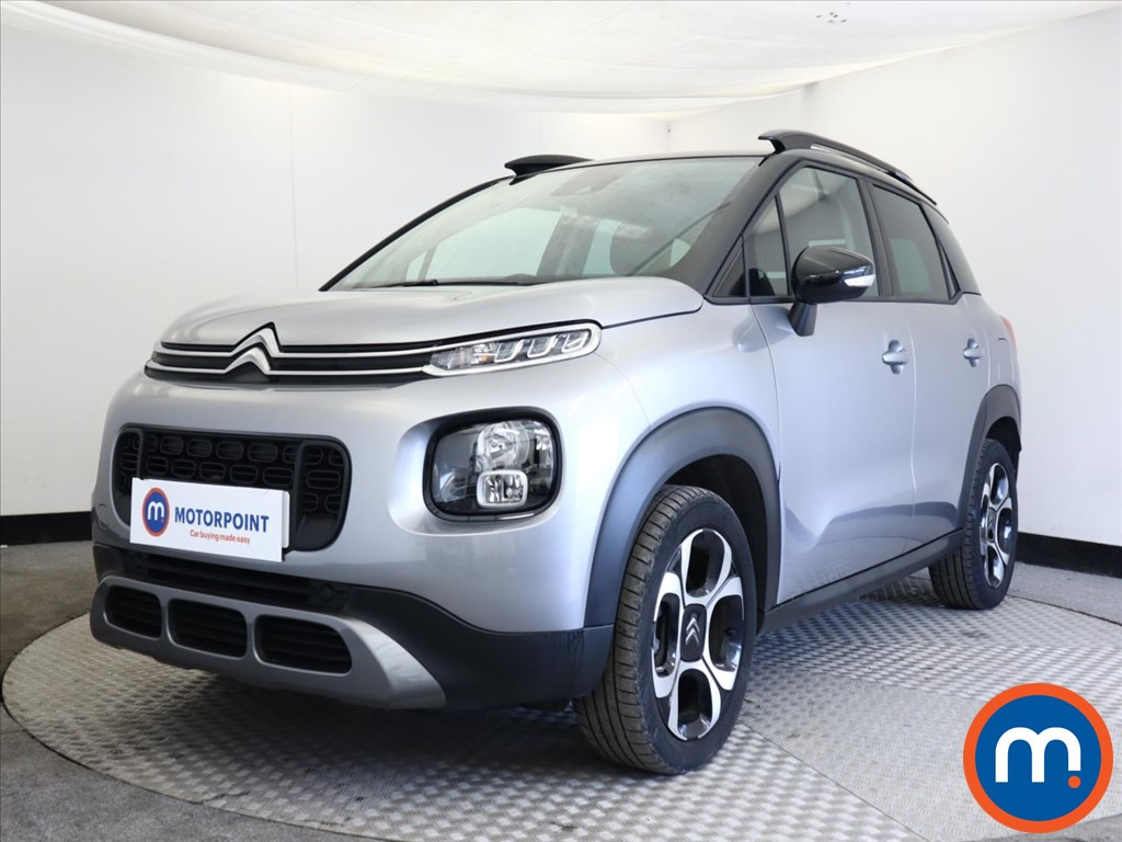 Citroen C3 Aircross 1.2 PureTech 110 Flair 5dr [6 speed] - Stock Number 1168312 Passenger side front corner