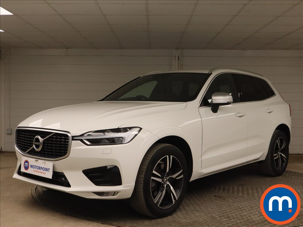 Volvo Xc60 2.0 T5 [250] R DESIGN 5dr AWD Geartronic - Stock Number 1168505 Passenger side front corner