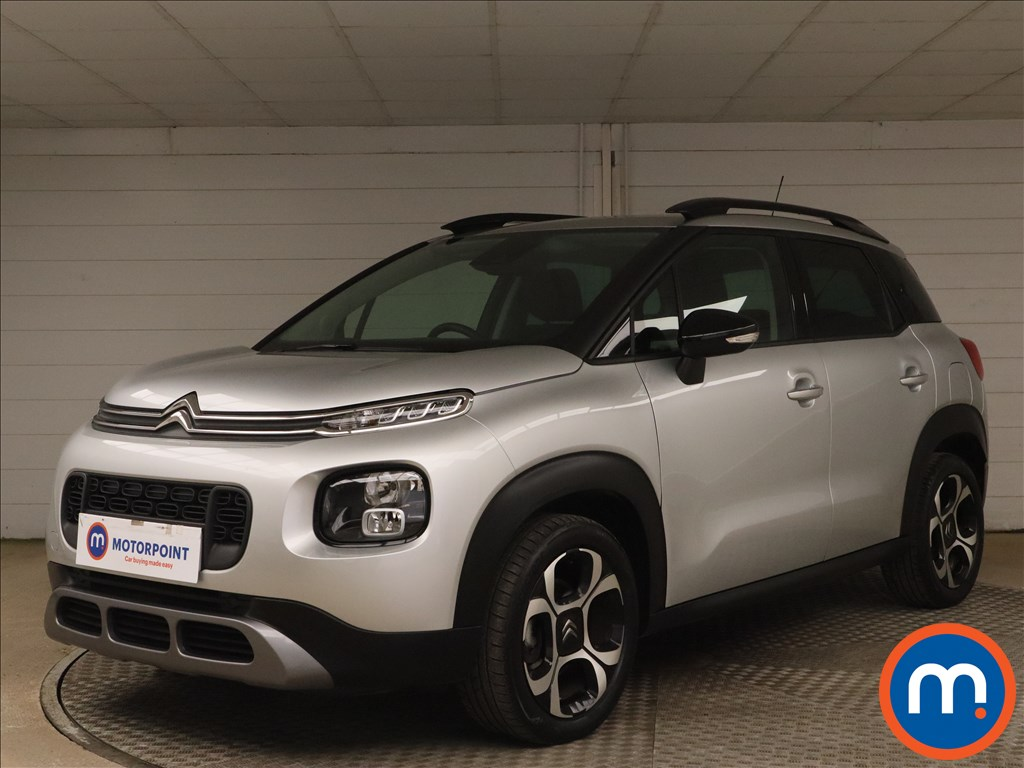 Citroen C3 Aircross 1.2 PureTech 110 Flair 5dr [6 speed] - Stock Number 1168220 Passenger side front corner