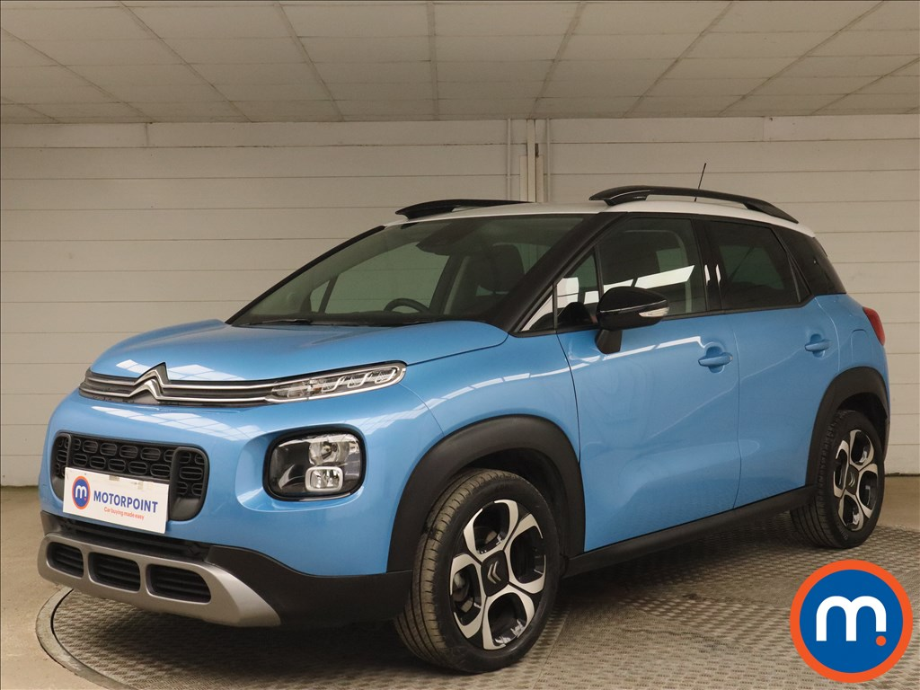 Citroen C3 Aircross 1.2 PureTech 110 Flair 5dr [6 speed] - Stock Number 1168226 Passenger side front corner