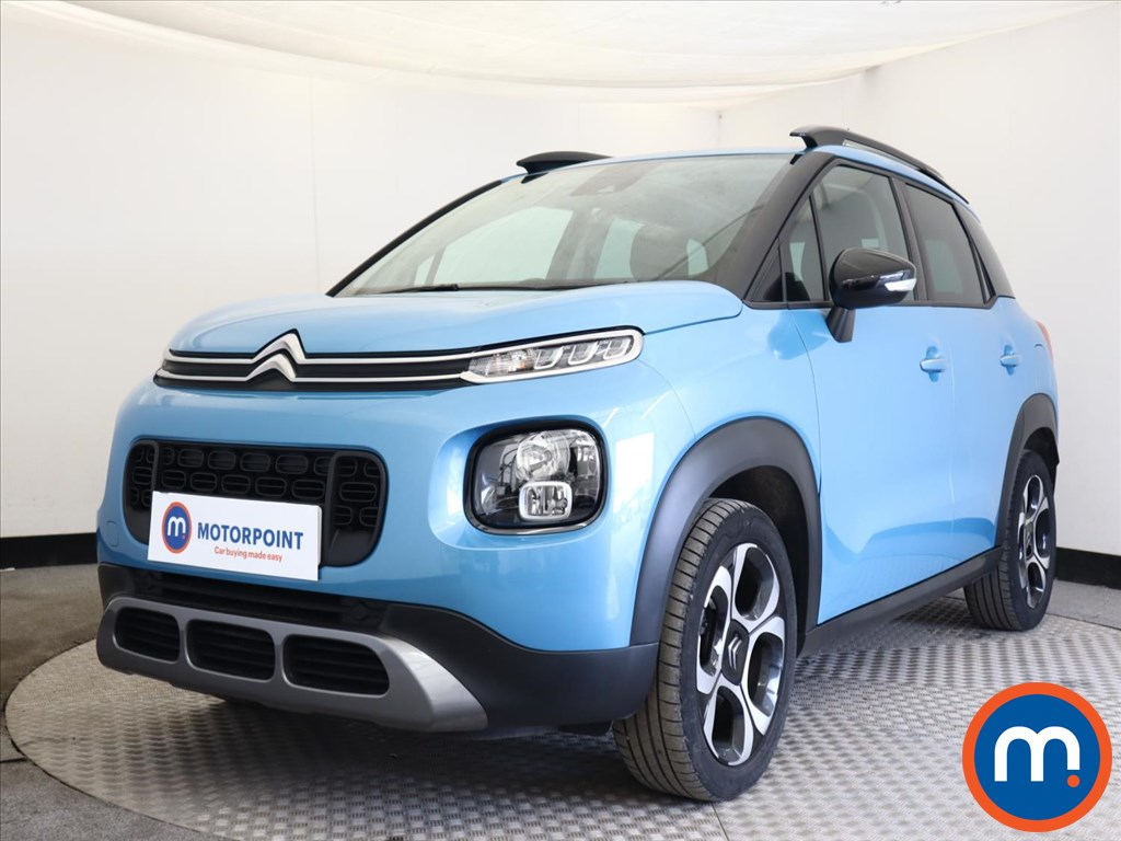 Citroen C3 Aircross 1.2 PureTech 110 Flair 5dr [6 speed] - Stock Number 1168316 Passenger side front corner