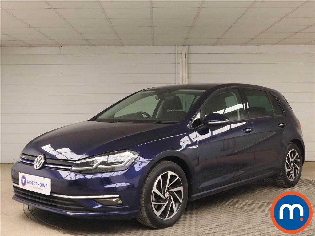 Volkswagen Golf 1.5 TSI EVO Match Edition 5dr - Stock Number 1166484 Passenger side front corner