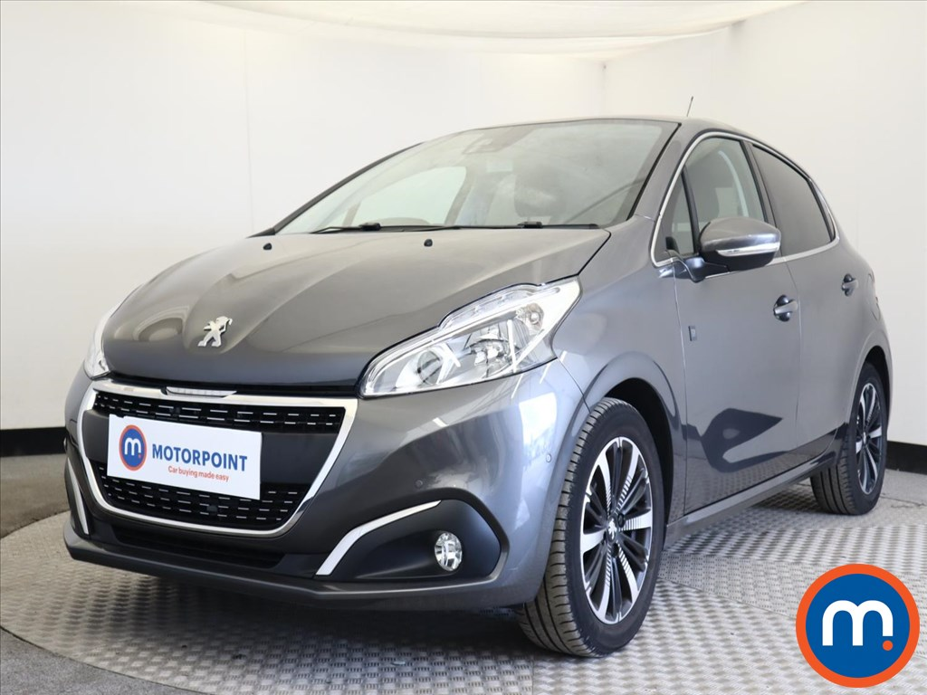 Peugeot 208 1.2 PureTech 82 Tech Edition 5dr [Start Stop] - Stock Number 1171232 Passenger side front corner
