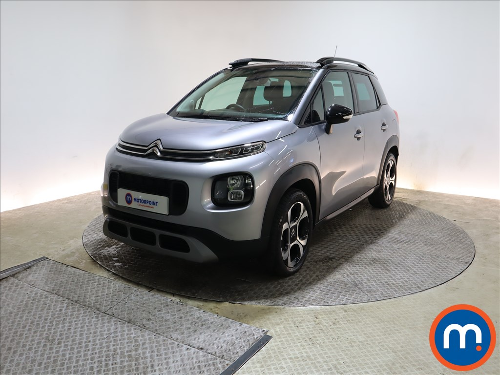 Citroen C3 Aircross 1.2 PureTech 110 Flair 5dr [6 speed] - Stock Number 1168246 Passenger side front corner
