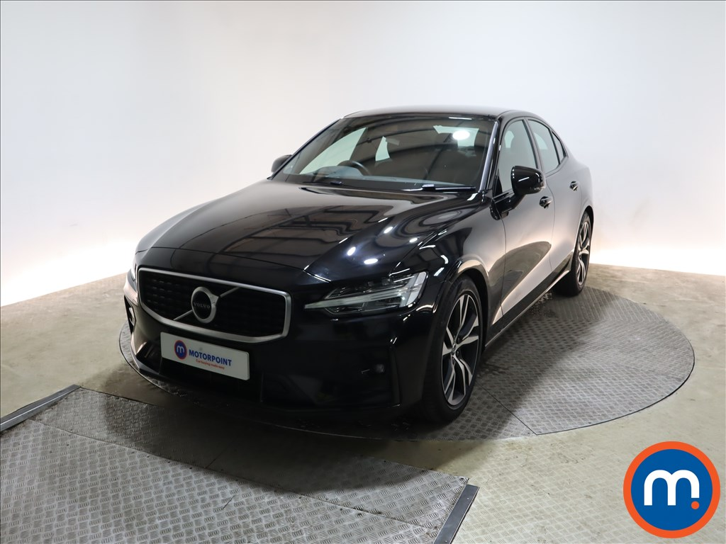 Volvo S60 2.0 T5 R DESIGN Plus 4dr Auto - Stock Number 1168442 Passenger side front corner
