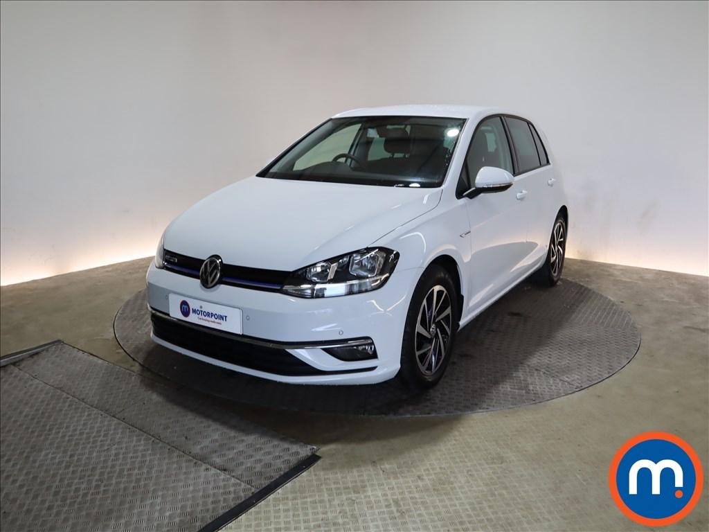 Volkswagen Golf 1.5 TSI EVO Match 5dr - Stock Number 1166044 Passenger side front corner