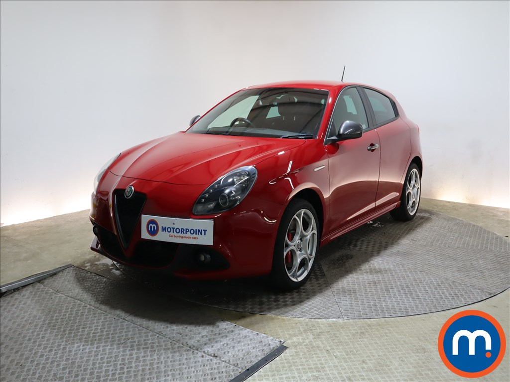 Alfa Romeo Giulietta 1.4 TB MultiAir 150 Speciale 5dr - Stock Number 1167140 Passenger side front corner