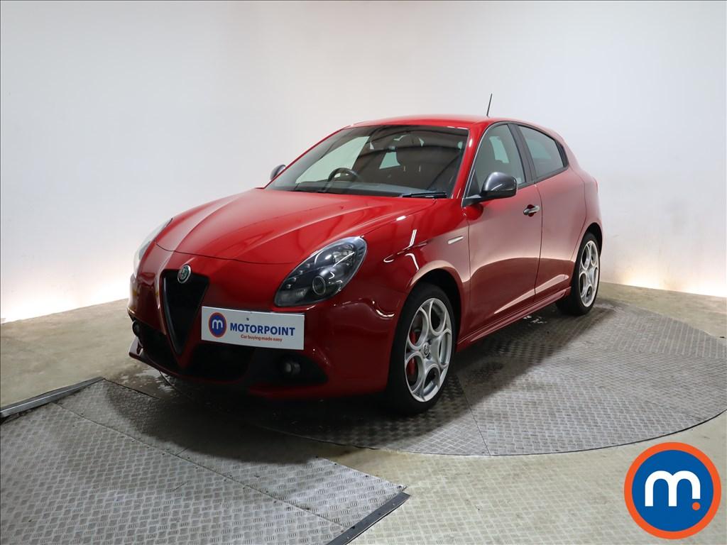 Alfa Romeo Giulietta 1.4 TB MultiAir 150 Speciale 5dr - Stock Number 1167140 Passenger side front corner