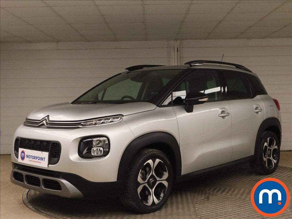 Citroen C3 Aircross 1.2 PureTech 110 Flair 5dr [6 speed] - Stock Number 1168218 Passenger side front corner