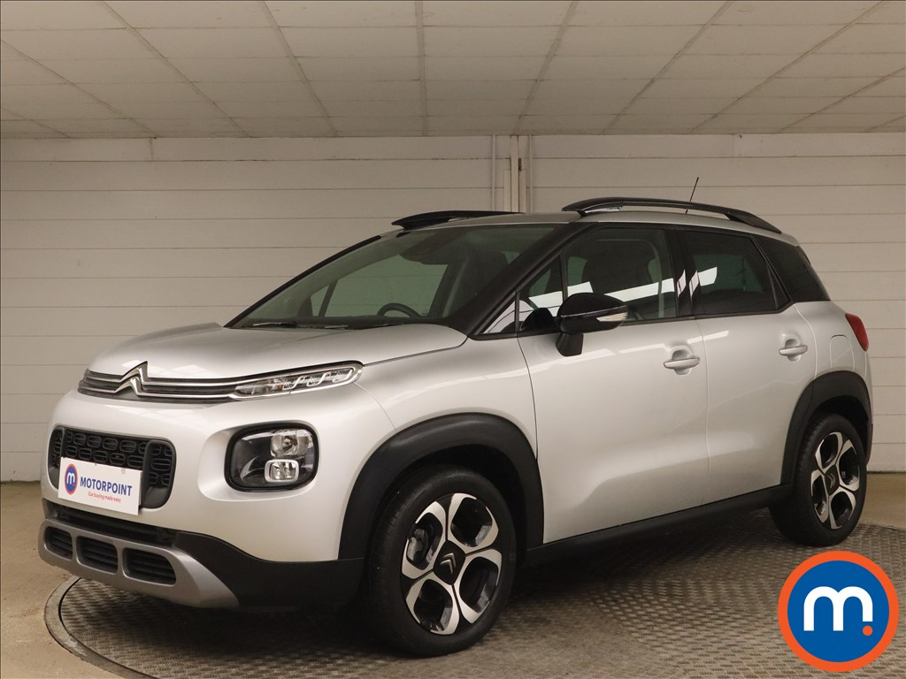 Citroen C3 Aircross 1.2 PureTech 110 Flair 5dr [6 speed] - Stock Number 1168221 Passenger side front corner