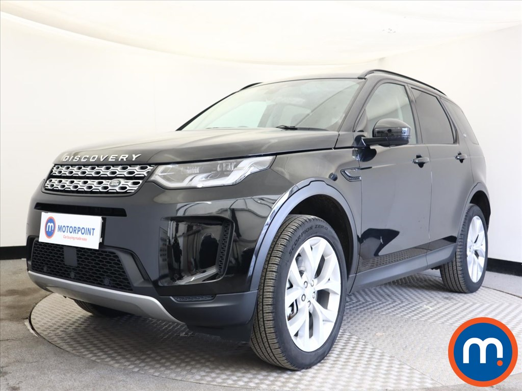 Land Rover Discovery Sport 2.0 D180 HSE 5dr Auto - Stock Number 1168834 Passenger side front corner