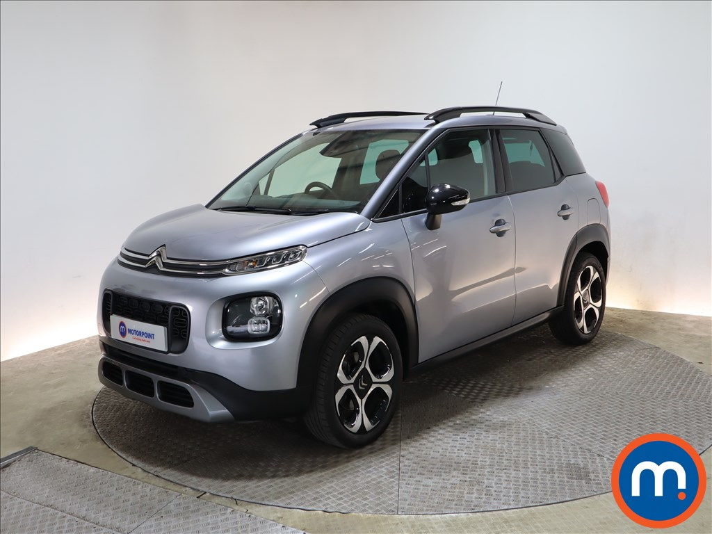 Citroen C3 Aircross 1.2 PureTech 110 Flair 5dr [6 speed] - Stock Number 1168252 Passenger side front corner