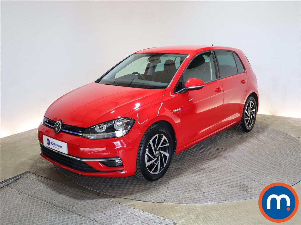 Volkswagen Golf 1.5 TSI EVO Match 5dr - Stock Number 1171221 Passenger side front corner