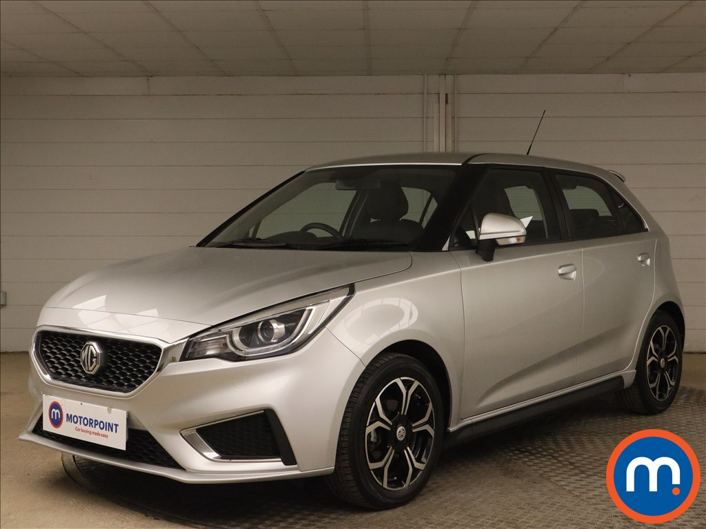 Mg Motor Uk MG3 1.5 VTi-TECH Exclusive 5dr - Stock Number 1169544 Passenger side front corner