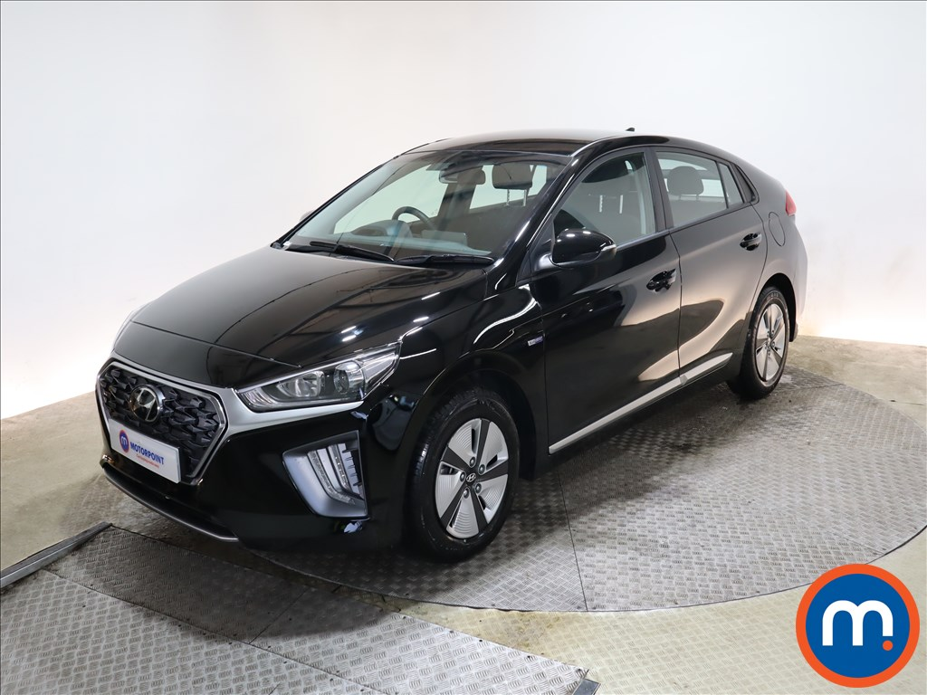 Hyundai Ioniq 1.6 GDi Hybrid SE Connect 5dr DCT - Stock Number 1169761 Passenger side front corner