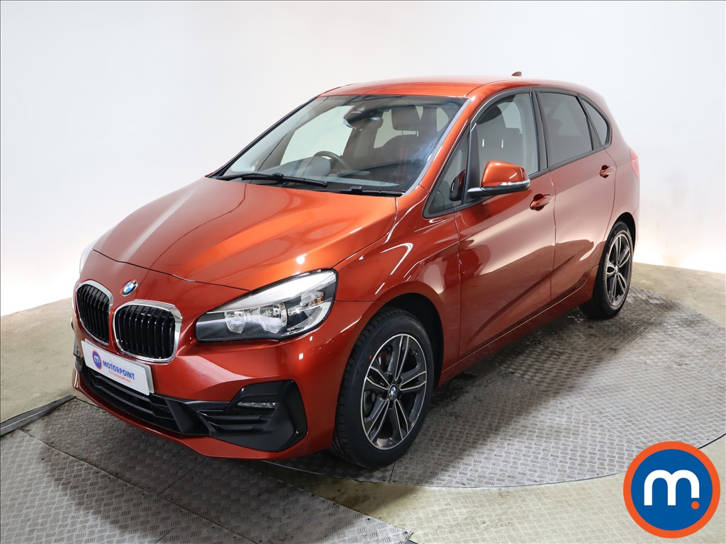 BMW 2 Series 220d xDrive Sport 5dr Step Auto - Stock Number 1170542 Passenger side front corner