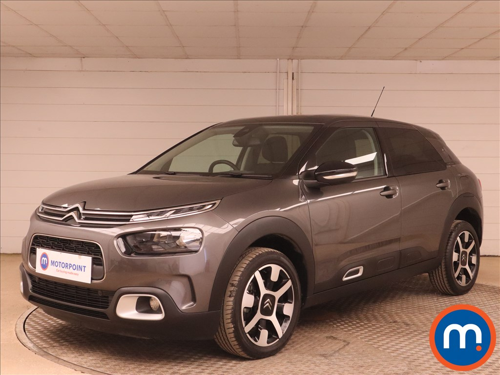 Citroen C4 Cactus 1.2 PureTech 130 Flair EAT6 5dr - Stock Number 1172747 Passenger side front corner