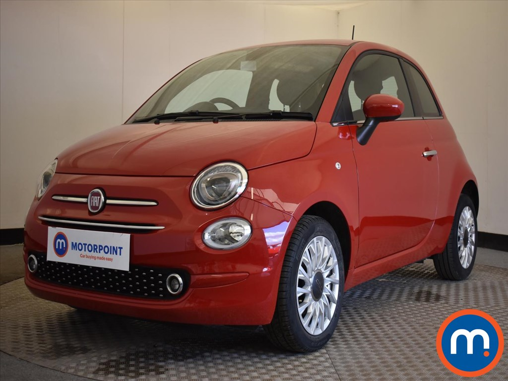 Fiat 500 1.2 Lounge 3dr - Stock Number 1168504 Passenger side front corner